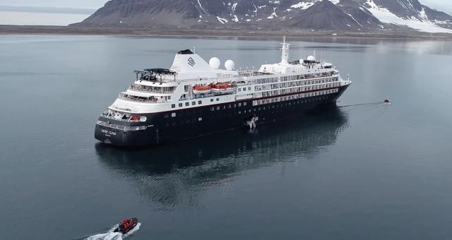 Silversea Cruises Silver Cloud cruise ship