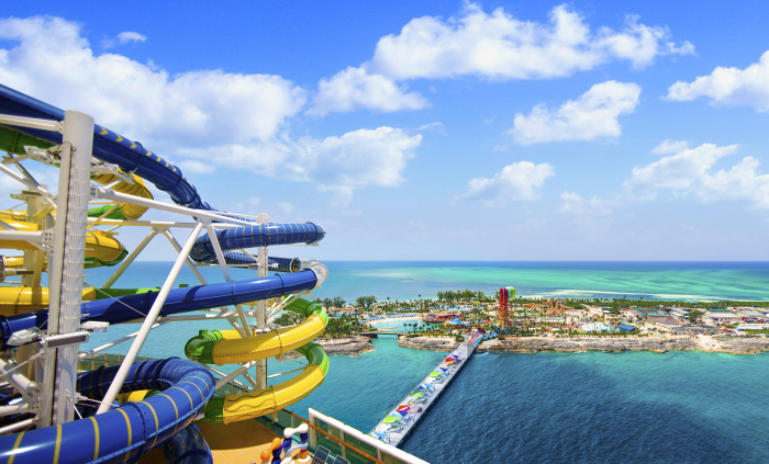 Royal Caribbean Adventure of the Seas offers cruises this June