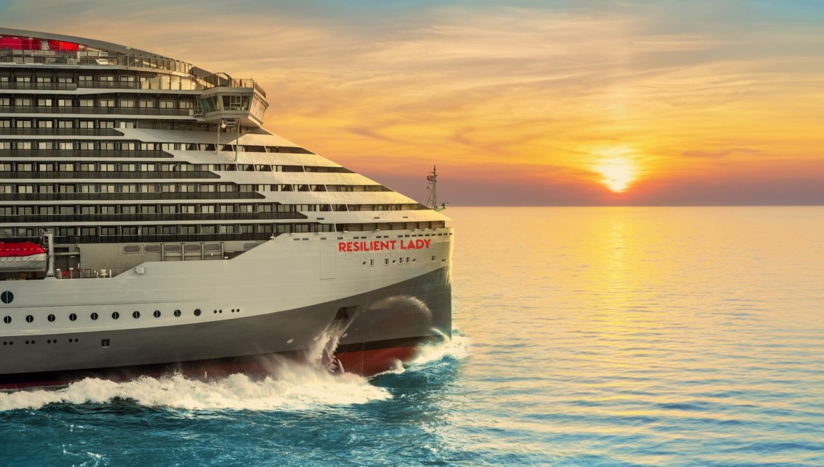 Virgin Voyages announces third ship Resilient Lady and itineraries