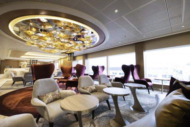 Celebrity Cruises Apex lounge