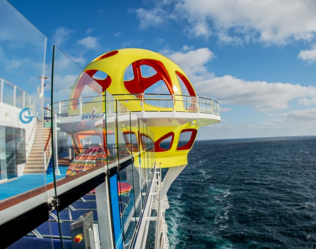 royal caribbean odyssey of the seas trampolines