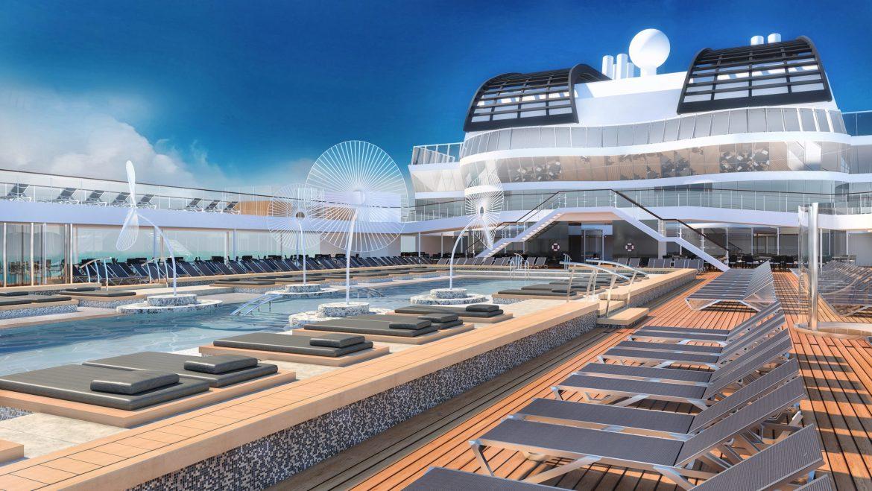 MSC Cruises new Virtuosa to sail the U.K. May 2021