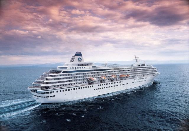 Crystal Cruises Symphony aft