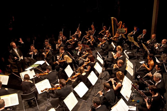 National Symphony Orchestra with Cunard cruises 2022