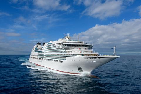 Seabourn Ovation will cruise the Caribbean starting November 2021