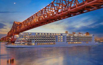 Viking River Cruises Mississippi River