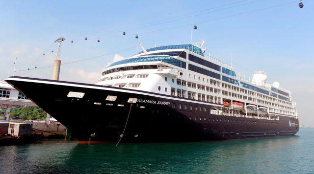 Azamara cruises Journey