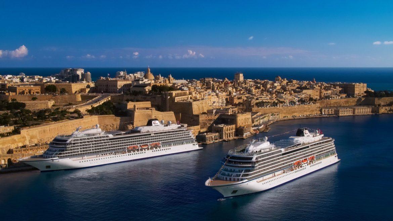 Viking Venus and Viking Sea to cruise Mediterranean in July 2021