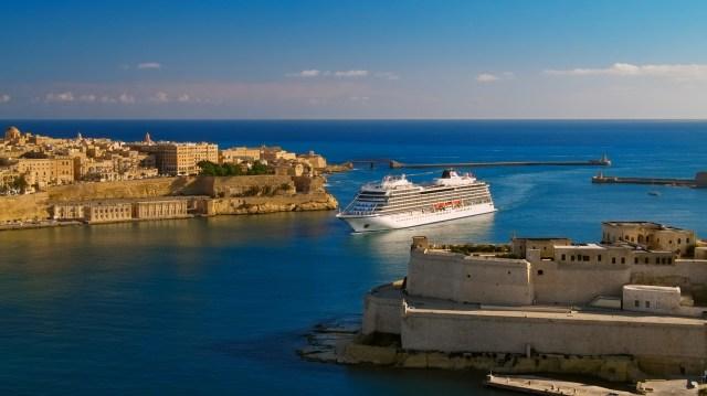 Viking Venus will homeport in the Maltese capital city of Valletta