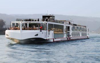 Viking River cruises european longships 4 exterior