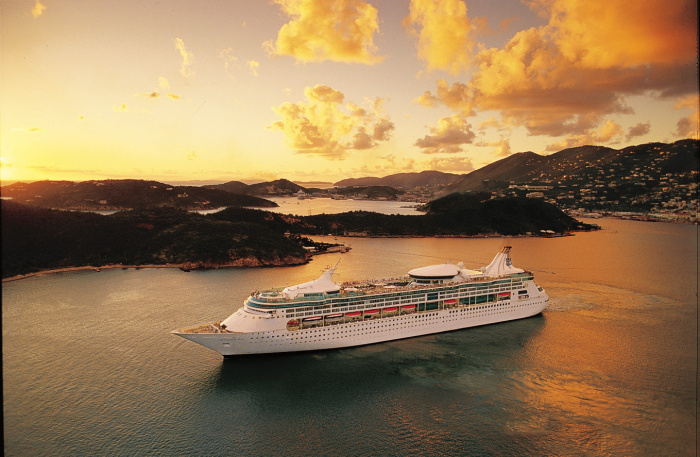 Royal Caribbean Rhapsody of the Seas homeports in Barbados 2022