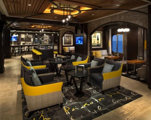 Celebrity Cruises Equinox bar