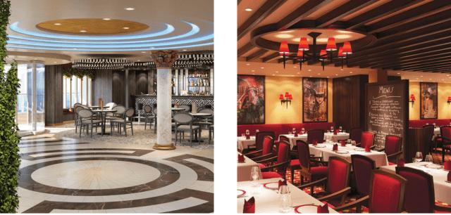 Costa Cruises Firenze dining