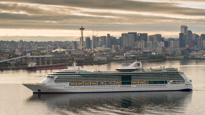 Royal Caribbean Serenade of the Seas sails to Alaska