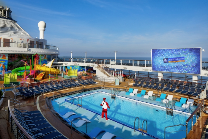 Royal Caribbean Spectrum of theSeas cruises Asia in October