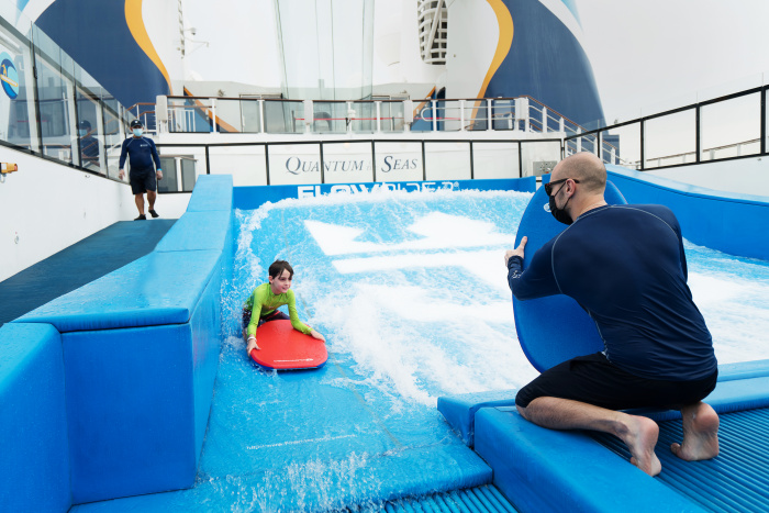 Royal Caribbean Quantum of the Seas extends Singapore season