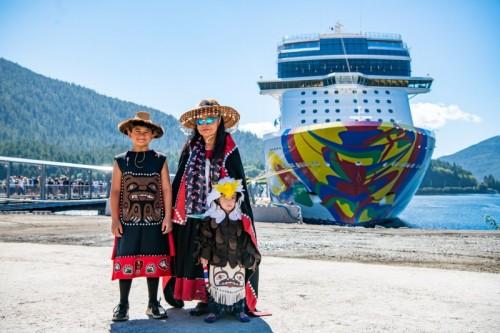 Norwegian Encore completes its voyage to Alaska