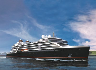 Seabourn Venture'sinaugural voyages involve kayak, submarine and Zodiac excursions