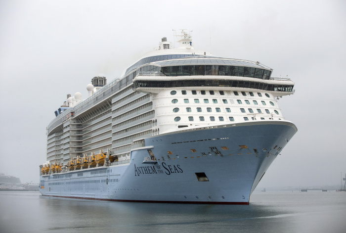 Royal Caribbean is extending its British Isles sailings for Anthem of the Seas