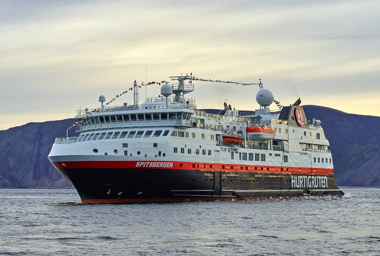 Hurtigruten Expeditions to launch African cruises