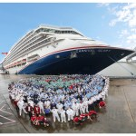 Carnival Glory and crew sail from New Orleans