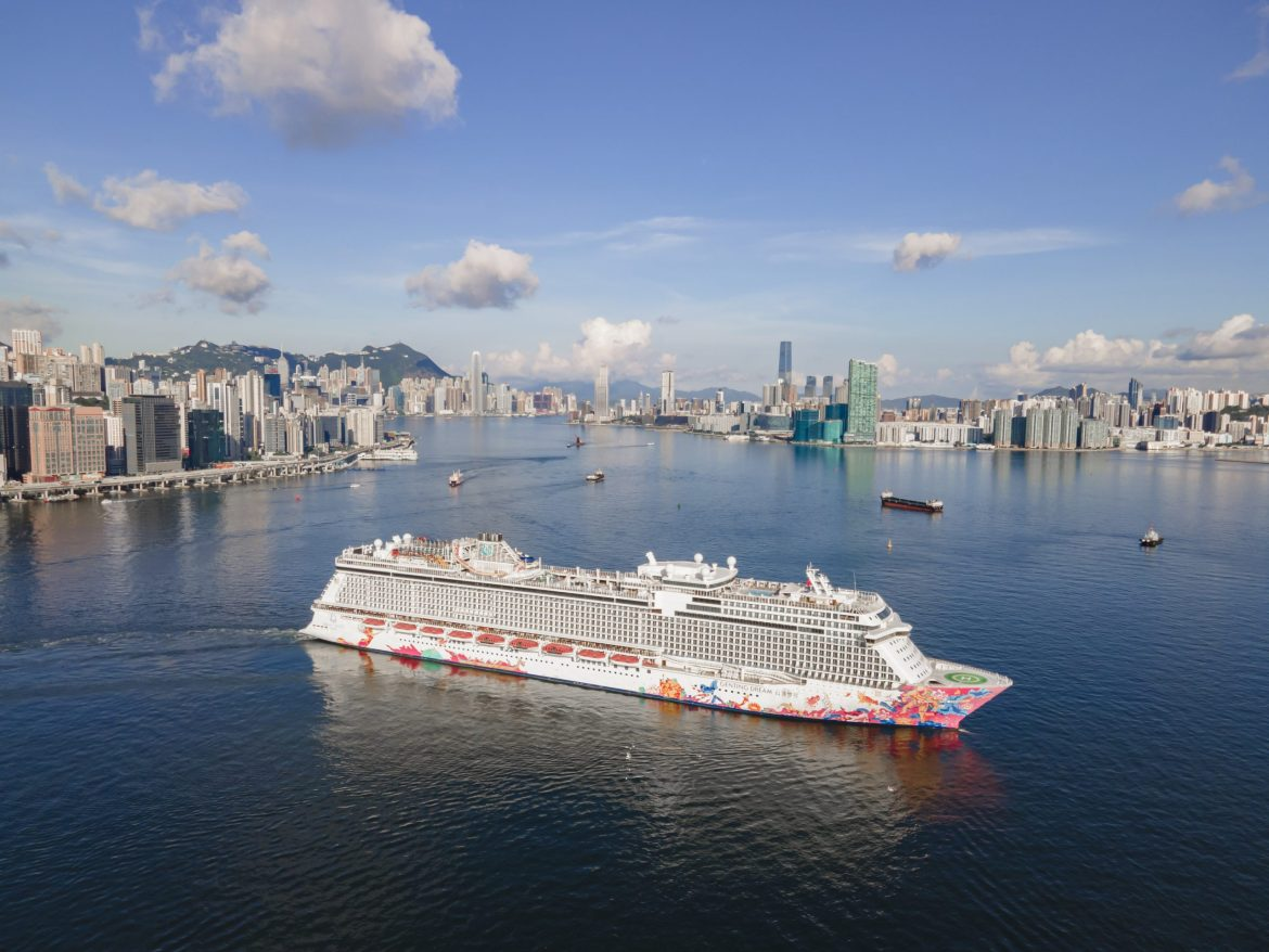 Genting Dream has welcomed more than 20,000 guests since end of July