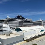 MSC Cruises Divina in Port Canaveral