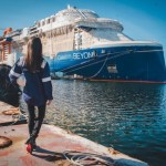 Celebrity Cruises Beyond and Captain Kate McCue