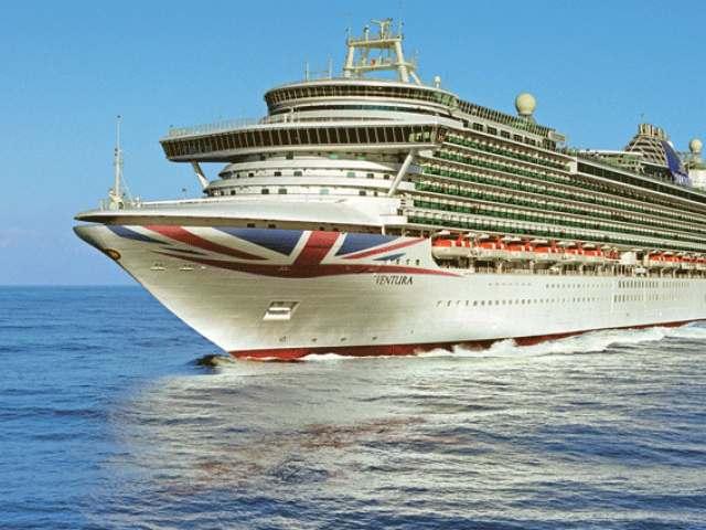 P&O Cruises Ventura cruise ship
