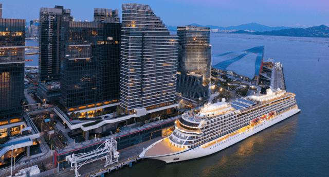 Viking Cruises CM-Yidun
