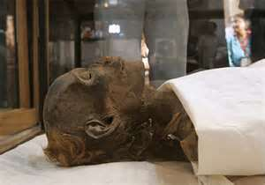 The discovery of Queen (Pharaoh) Hatshepsut remains