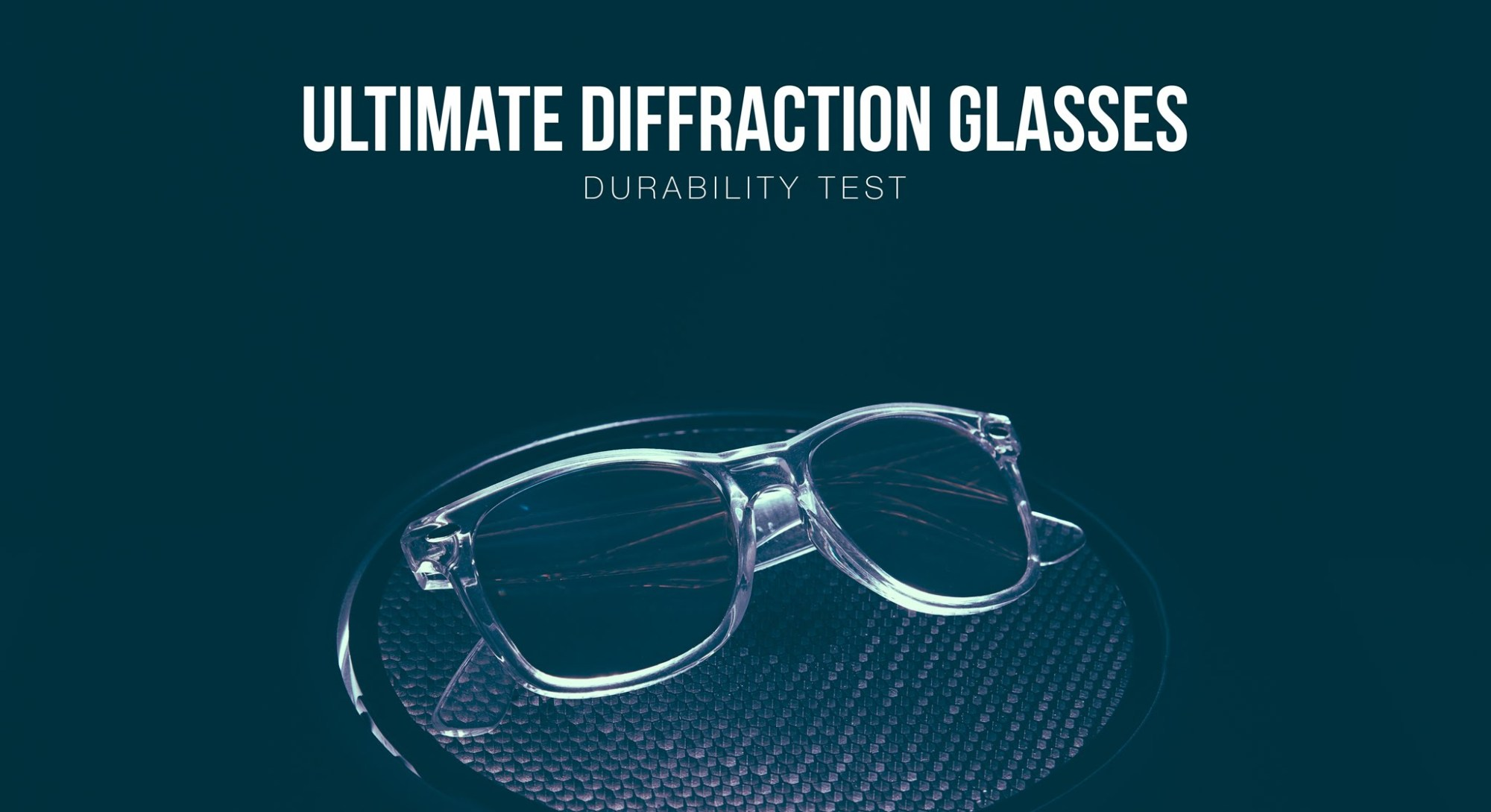 hight resolution of diffraction glasses care