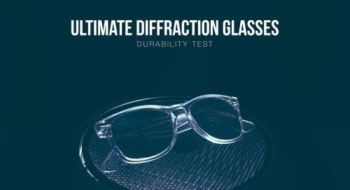 small resolution of diffraction glasses care