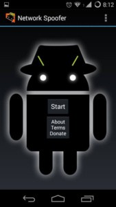 network - Now Hack Android Device Network using Network Spoofer