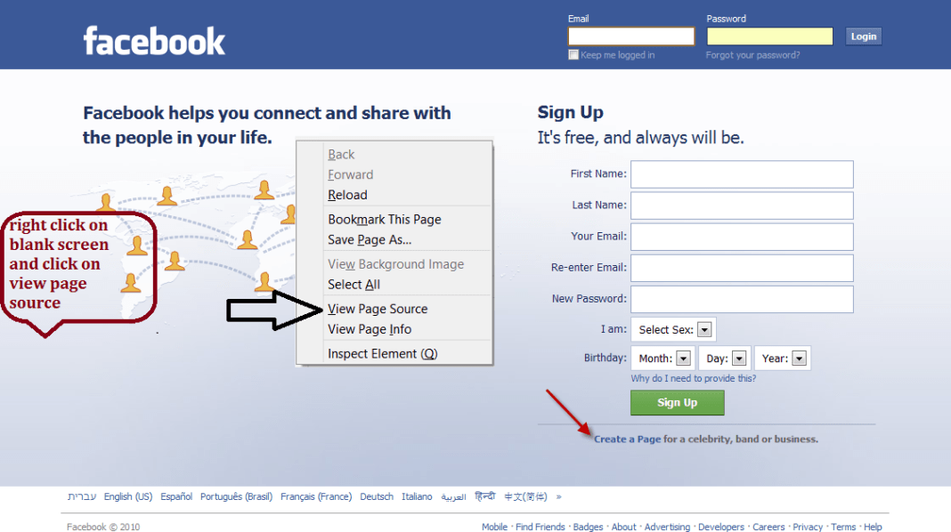hack facebook using phishing attack - How To Hack Facebook ID Using Phishing Attack 2021