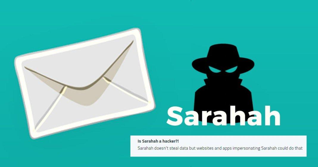 sarahah app steal data1 - Beware! Sarahah App Steal Data Of Your Mobile Phone