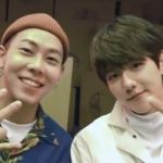 EXO Baekhyun and Loco reveal new images and what it was like working together