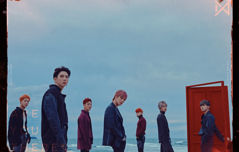 MONSTA X release track list for 'Take 1: Are You There