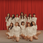 IZ*ONE releases performance video for 'La Vie en Rose'