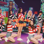 Momoland releases Japanese version dance MV for 'BAAM'