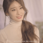 T-ara's Jiyeon sings of 'One day' in sweet new release!