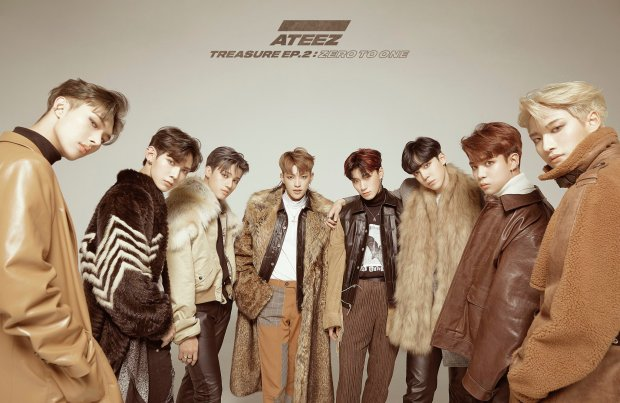 ateez release last teasers before their first comeback  u0026 39 zero to one u0026 39
