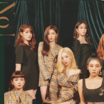 CLC release mysterious spoiler puzzle and concept images for 'No. 1'