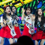 K-Exclusive: Red Velvet Bring the #RedMare to Chicago