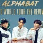 Meet Alphabat in Europe during concerts, fanmeetings and workshops