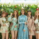 GWSN release first photographic memories for 'The Park in the Night'