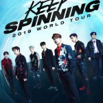 Get ready Australia because GOT7 are coming back down under for 'KEEP SPINNING'!