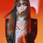 Jeon Jiyoon closes her eyes in her image teaser for 'Illusion'!