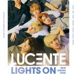 Lucente to embark on European tour – dates and cities are out!