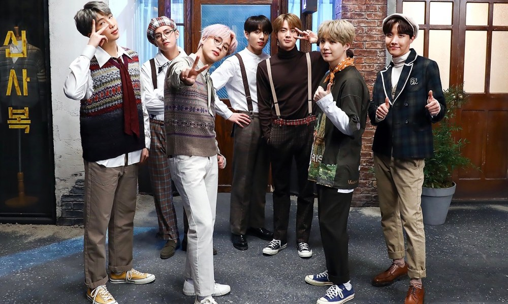 BTS 2019 FESTA gift us with exclusive images, stage cam of 'Anpanman